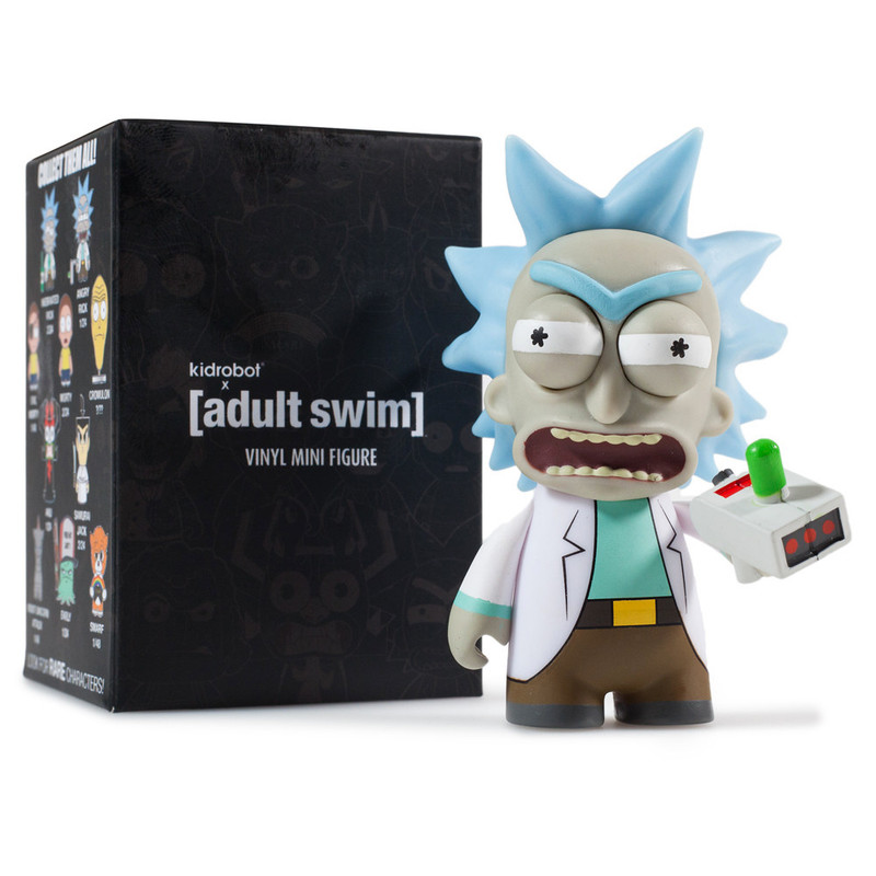 Adult Swim Mini Series : Blind Box PRE-ORDER SHIPS APR 2017