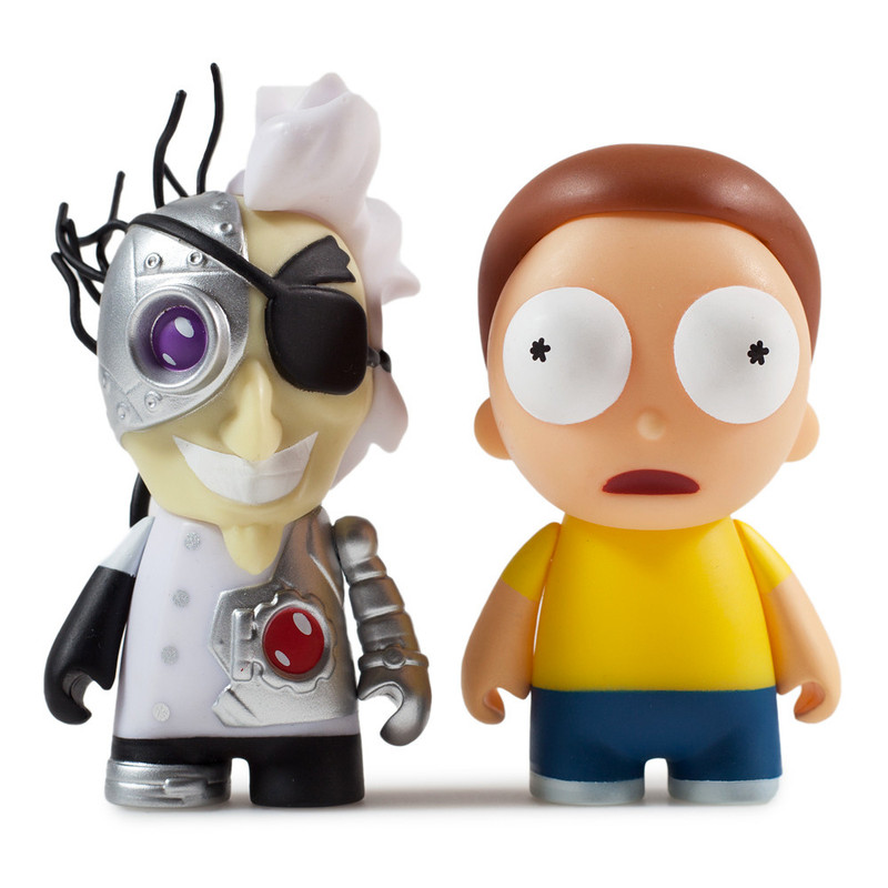 Adult Swim Mini Series : Blind Box