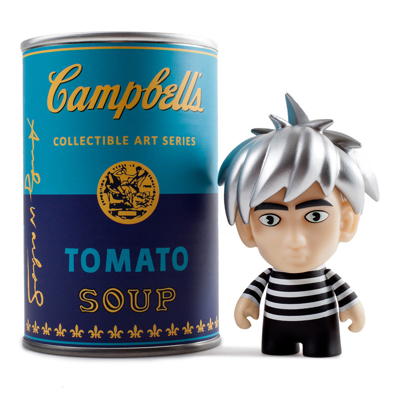 Warhol Campbell's Soup Can Mini Series : Blind Box