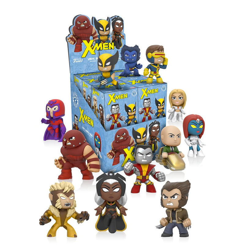 X-Men Mystery Mini : Case of 12