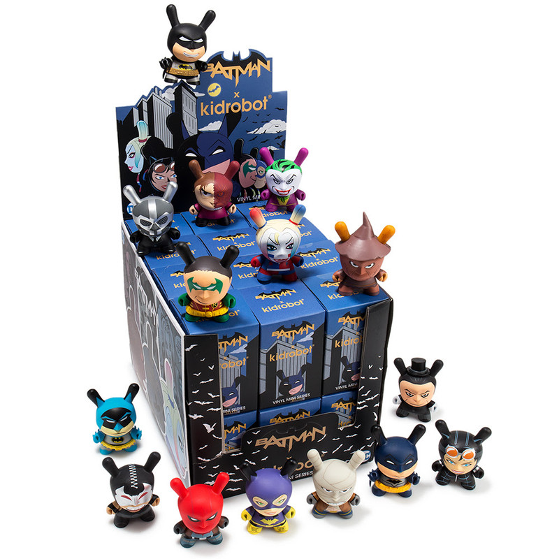 DC Batman Dunny Series : Case of 24