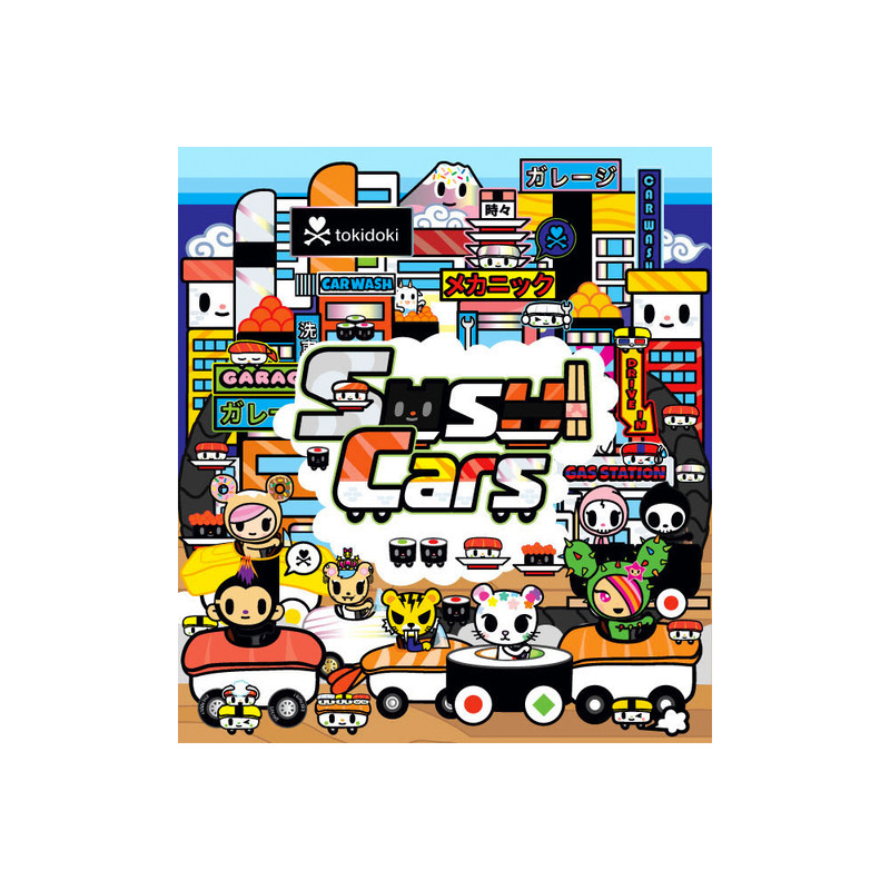 Sushi Cars : Case of 24