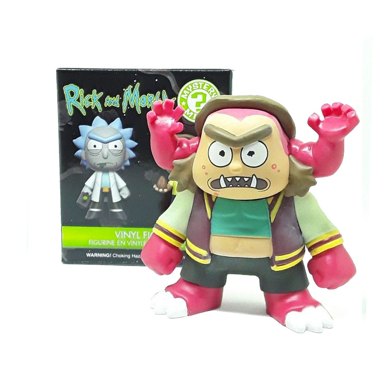 Rick and Morty Mystery Mini : Blind Box