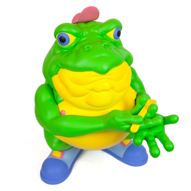 Drug 'Em Killfrog - The Sugar Smack Bullfrog