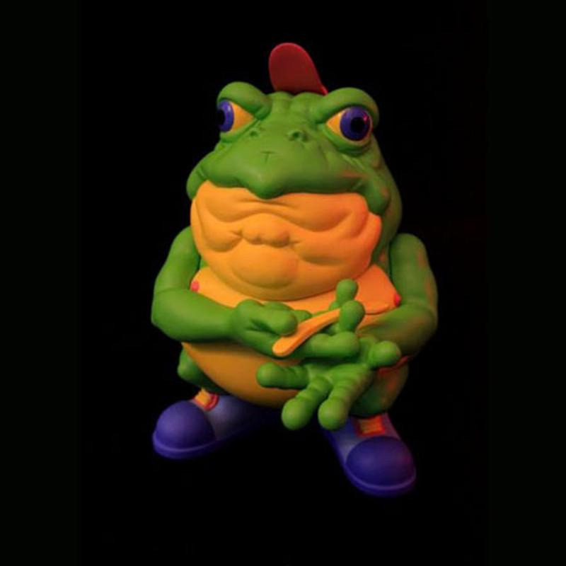 Drug 'Em Killfrog - The Sugar Smack Bullfrog