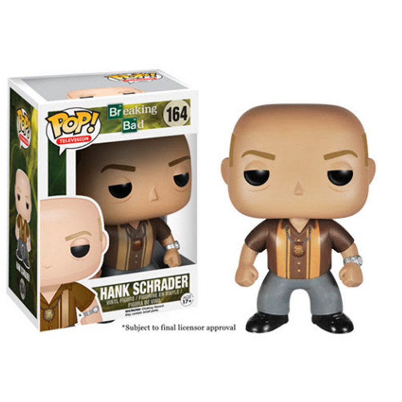Pop! TV Breaking Bad : Hank Schrader