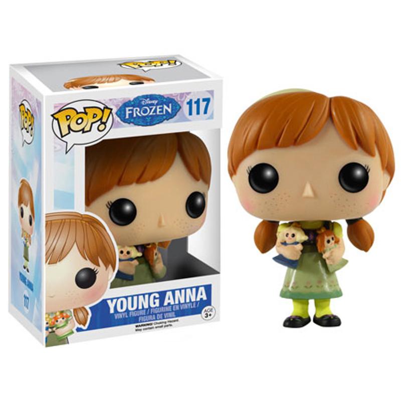 Pop! Disney Frozen : Young Anna