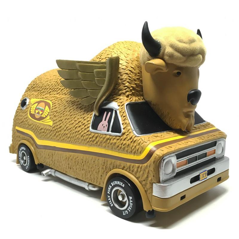 Bison Van : Burger Edition