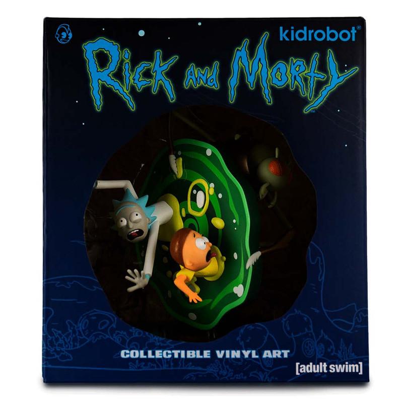 Rick and Morty PRE-ORDER SHIPS SEP 2017