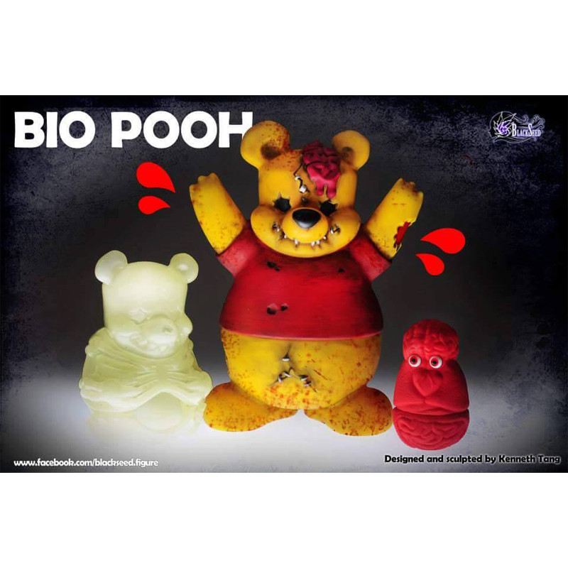 Bio Pooh by Black Seed Toy