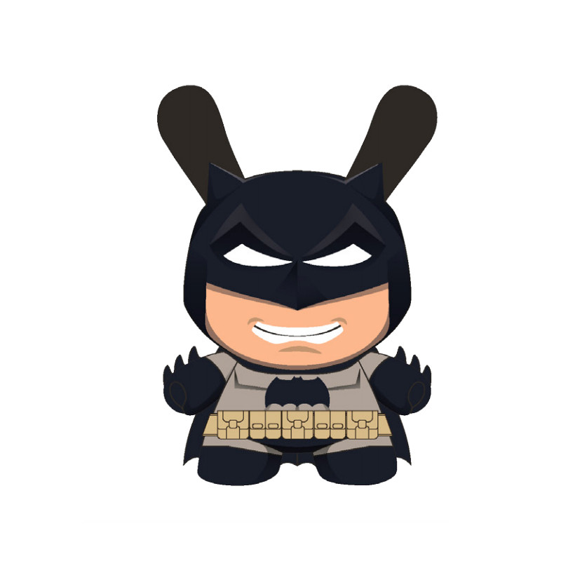 Dunny 5 inch : Dark Knight Batman PRE-ORDER SHIPS AUG 2017