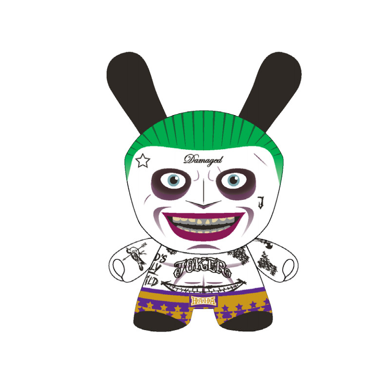 Dunny 5 inch : Suicide Squad Joker PRE-ORDER SHIPS AUG 2017
