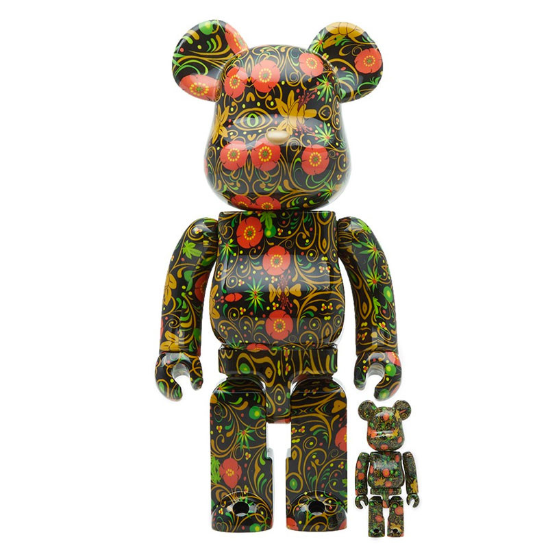 Be@rbrick 400% and 100% : SSUR Set