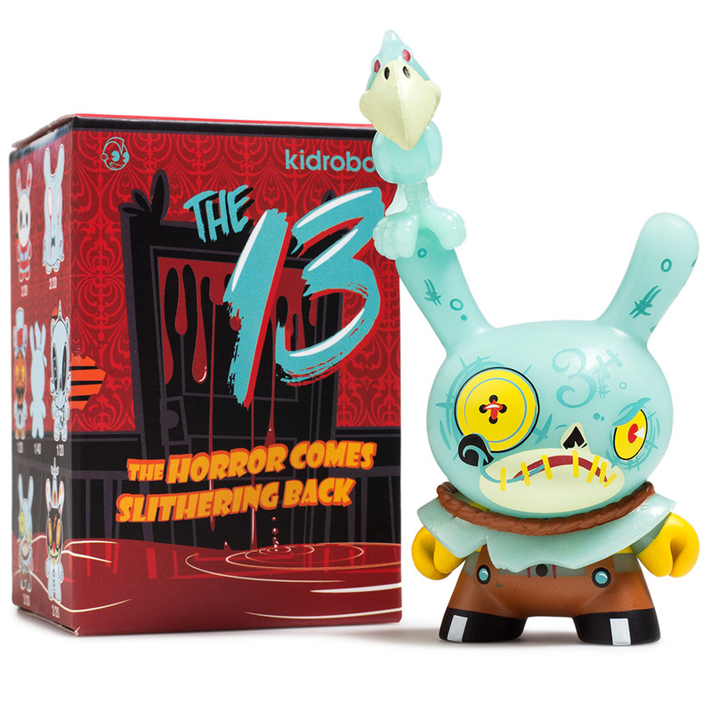 The 13: The Horror Comes Slithering Back : Blind Box