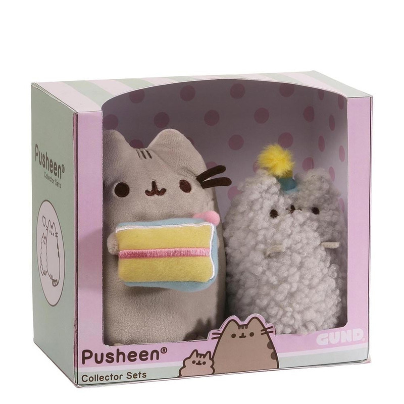 Pusheen Birthday Collectible Set
