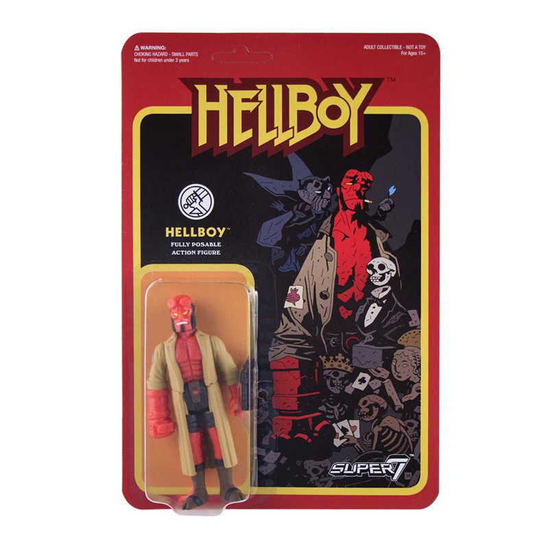 Hellboy ReAction Series : Hellboy