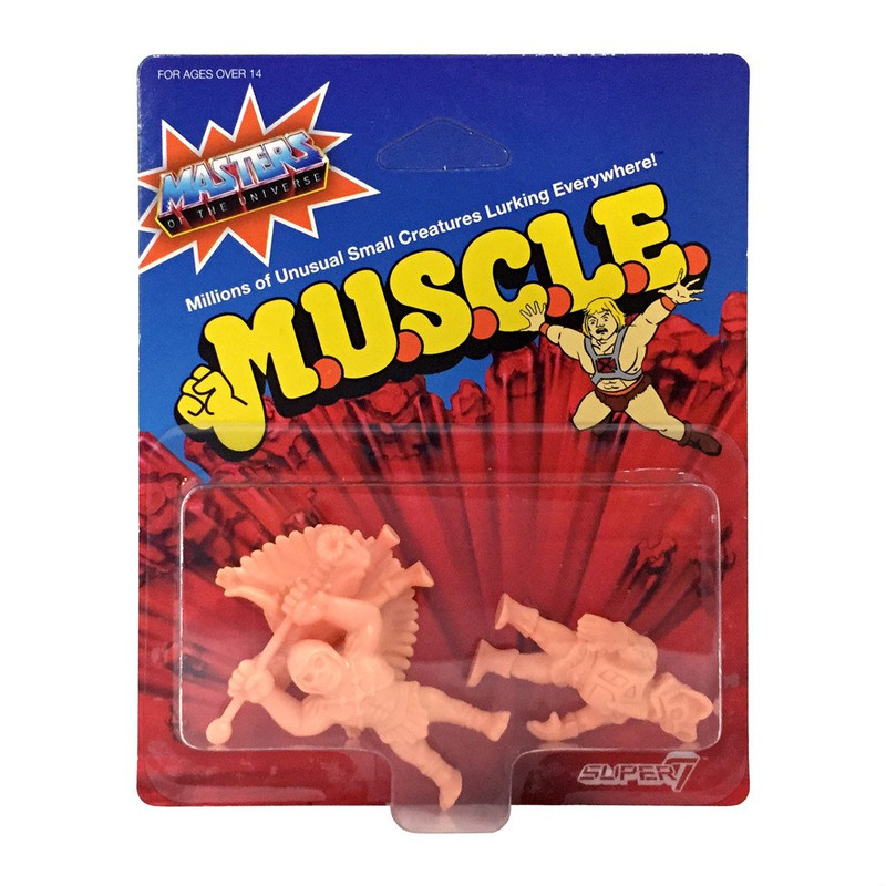 MOTU MUSCLE Wave 2 : Pack C