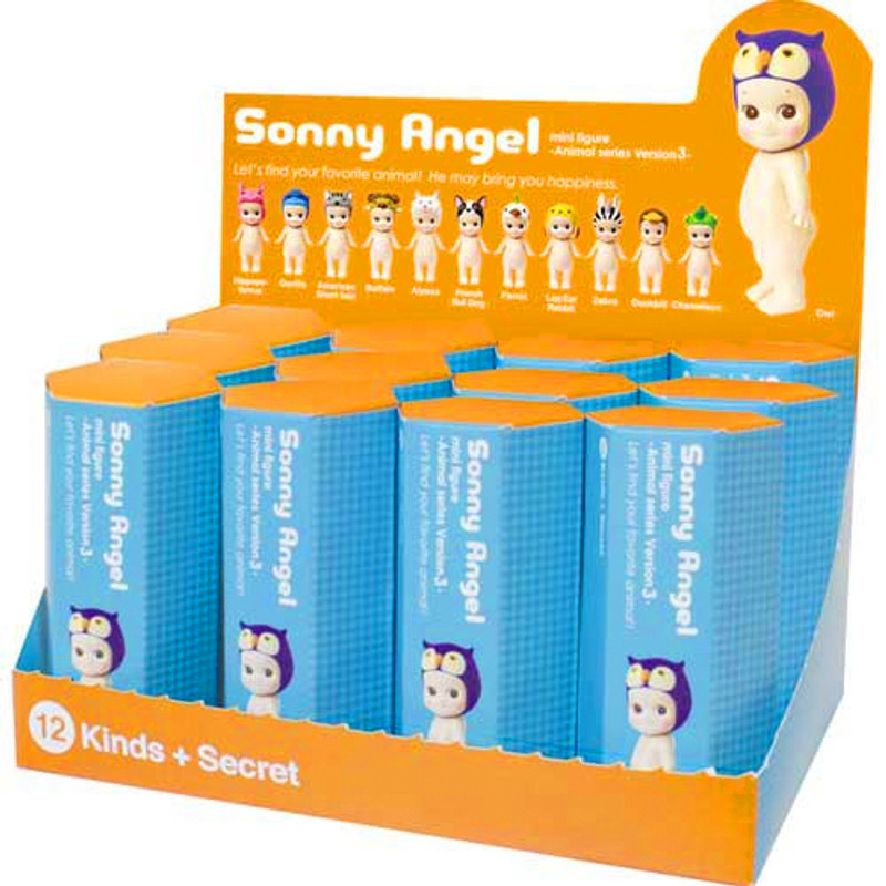 Sonny Angel : Animal Series 3 Case of 12