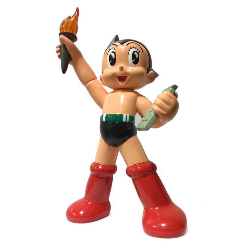 Astroboy : Statue of Liberty Color