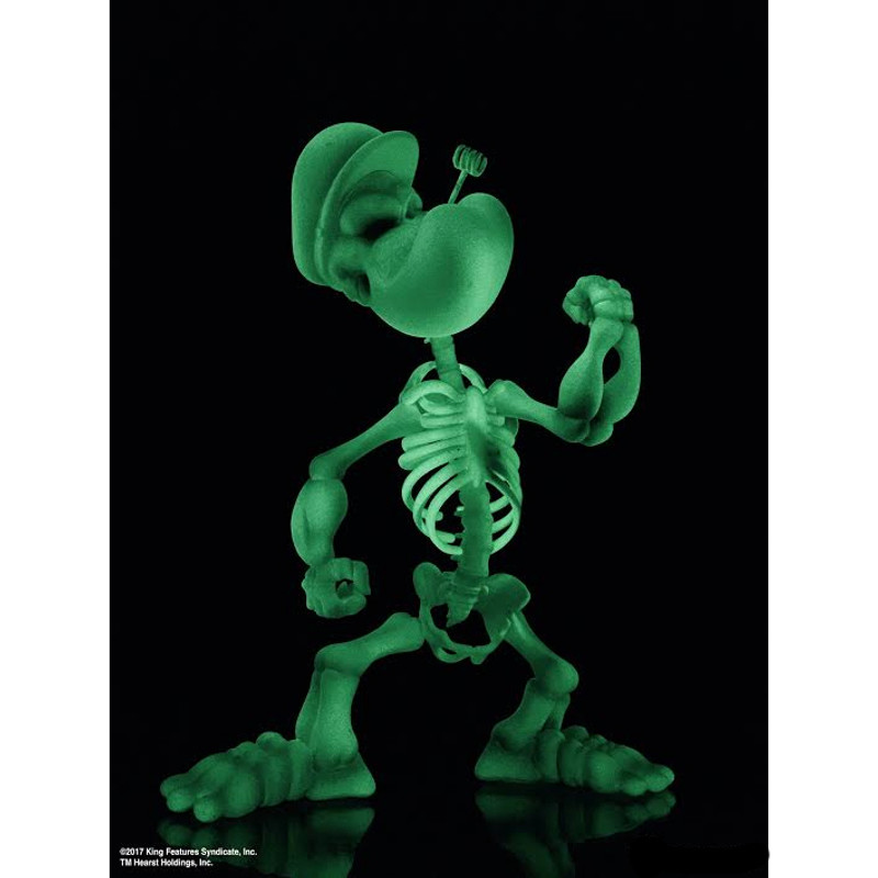 Popeye Grin : Glow by Ron English SHIPS LATE JULY