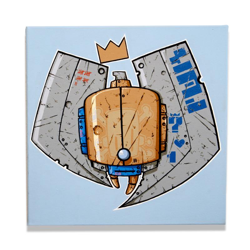 WuBot by Mike Die