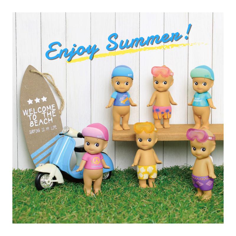Sonny Angel Summer Vacation Series : Blind Box PRE-ORDER SHIPS LATE JUL 2017