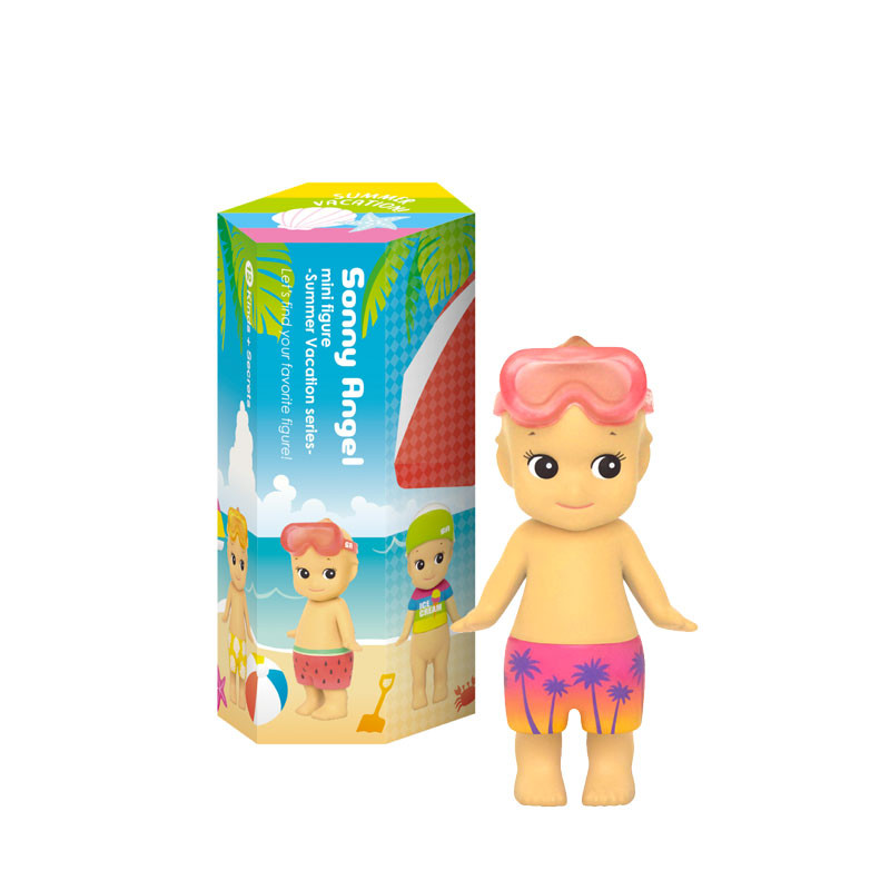 Sonny Angel Summer Vacation Series : Blind Box PRE-ORDER SHIPS LATE JUL 2017