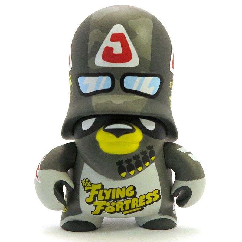 Teddy Troops 2.0 : Flying Fortress Trooper Green
