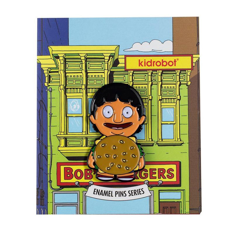 Bob's Burgers Enamel Pin Series : Blind Box