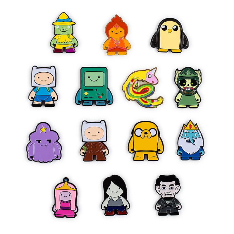 Adventure Time Enamel Pin Series : Blind Box PRE-ORDER SHIPS SEP 2017