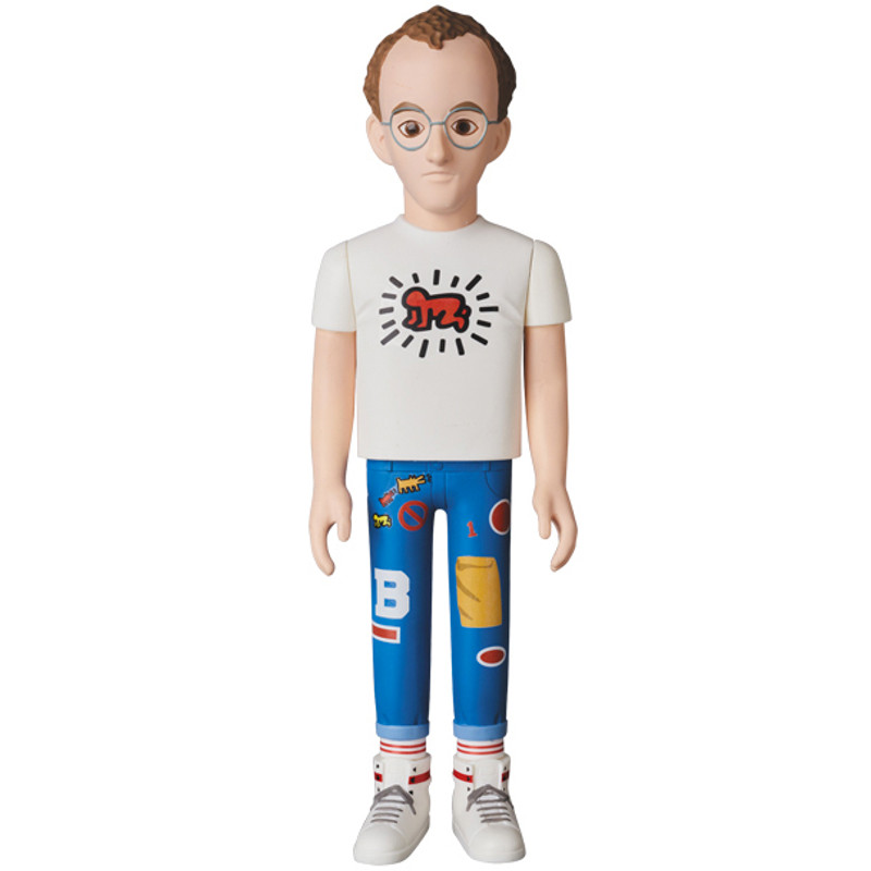 VCD Keith Haring PRE-ORDER SHIPS FEB 2018