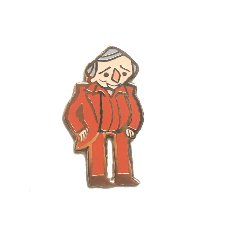 The Great Northern Pin Party : Man in Red Pin