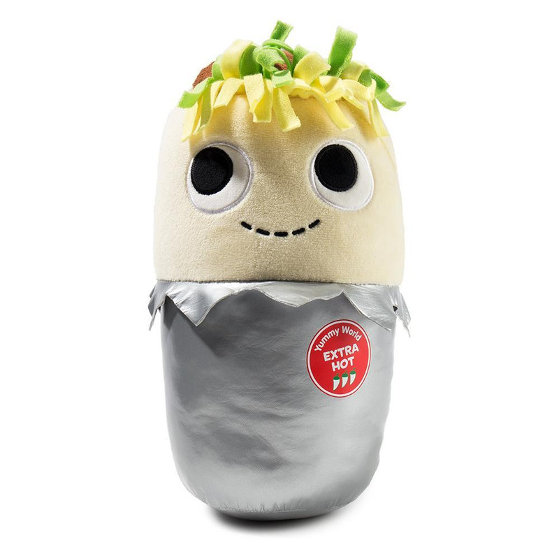 Yummy World 10 inch : Burt Burrito