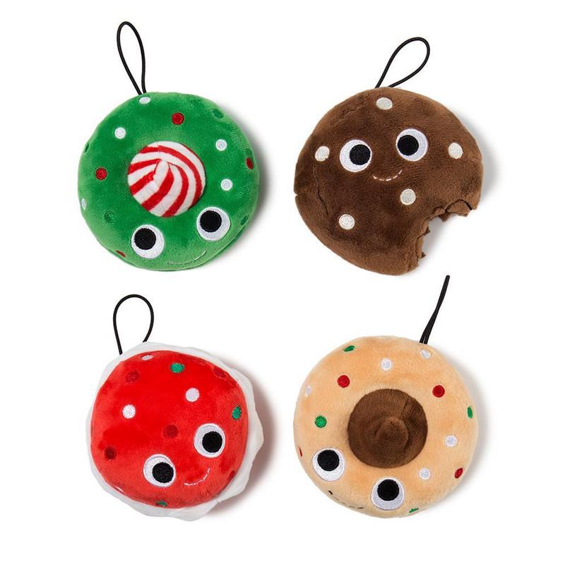 Yummy World Plush 4 inch : Cookie Squad