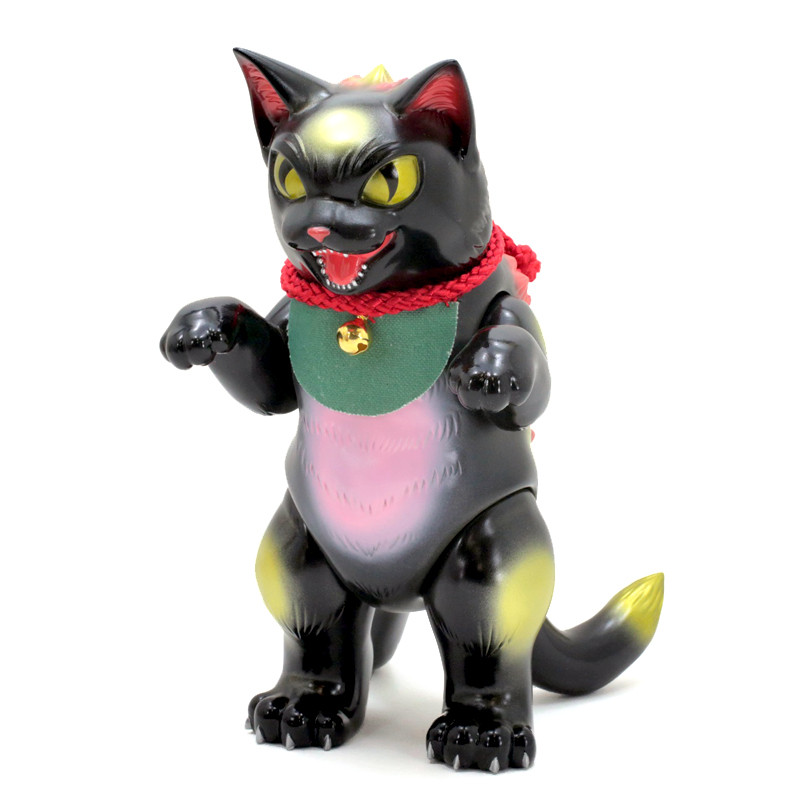 Daioh Negora : Black Lucky Cat