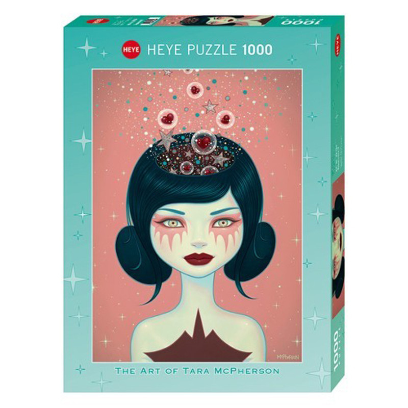Supernova II 1000 Piece Puzzle by Tara McPherson