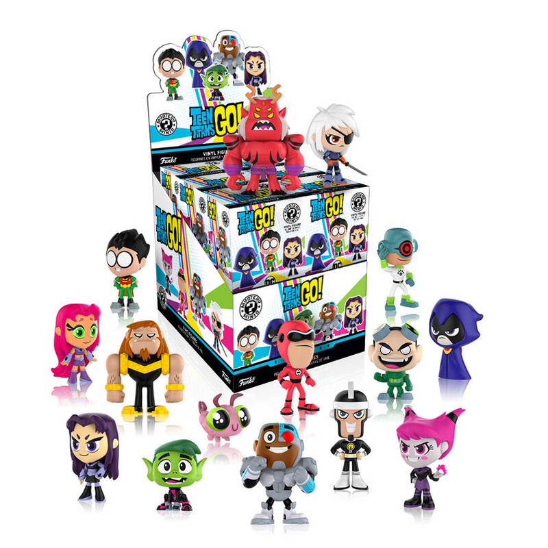 Teen Titans Go! Mystery Mini Series : Blind Box