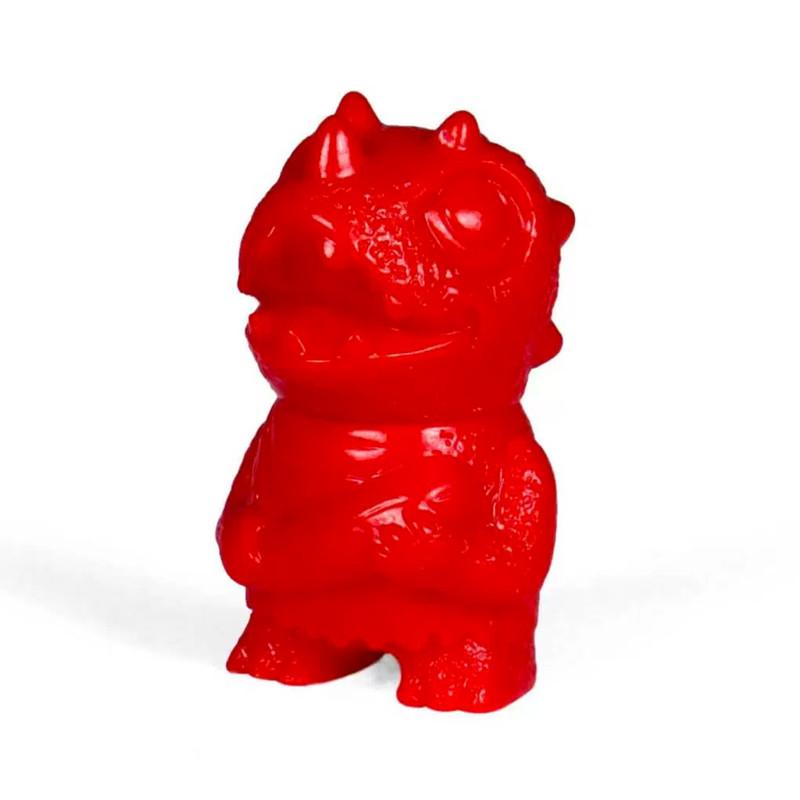 Micro Caveman Dino : Red