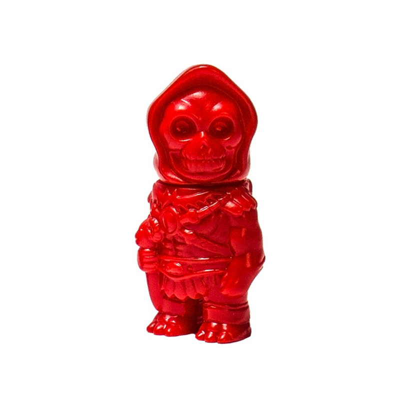 Masters of the Universe Micro Skeletor : Red