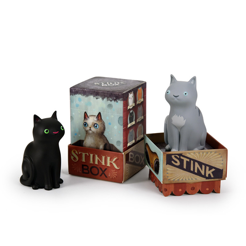 Stink Box : Blind Box PRE-ORDER SHIPS DEC 2017