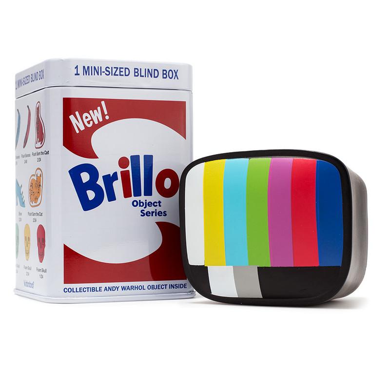 Brillo Box Mini Series : Blind Box
