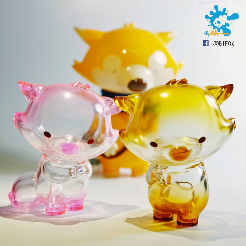 Jobi the Moon Fox - Lil' Sora : Sakura PRE-ORDER SHIPS FEB 2018