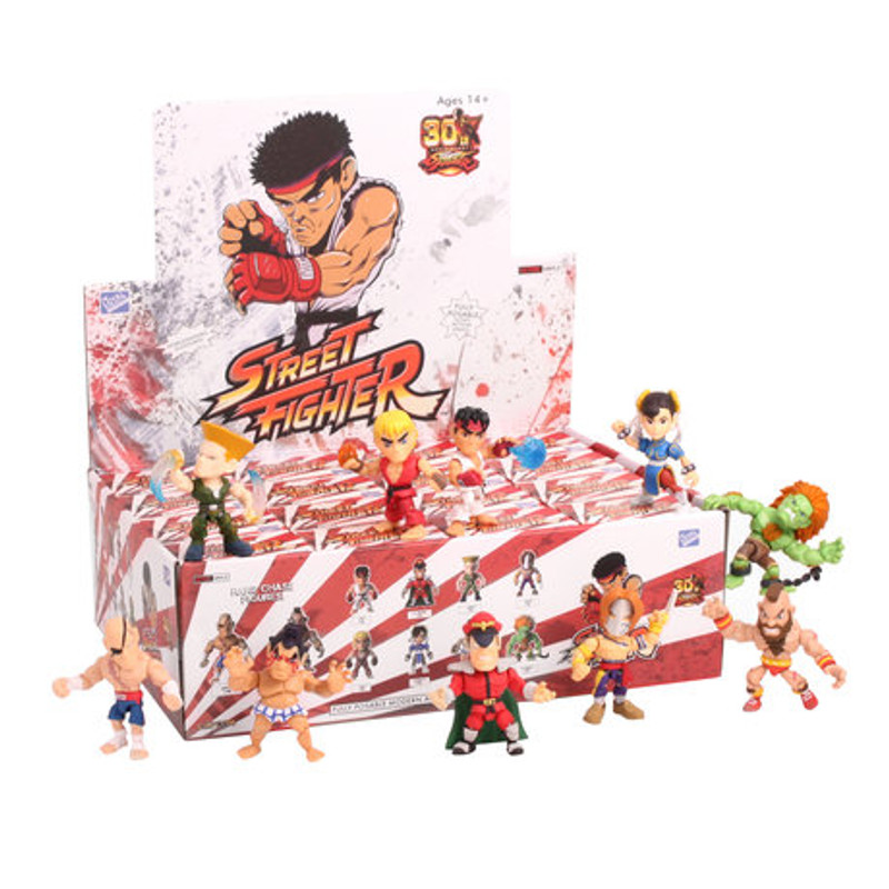 Street Fighter Wave 1 : Blind Box