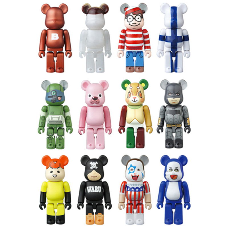 Be@rbrick Series 35 : Case of 24