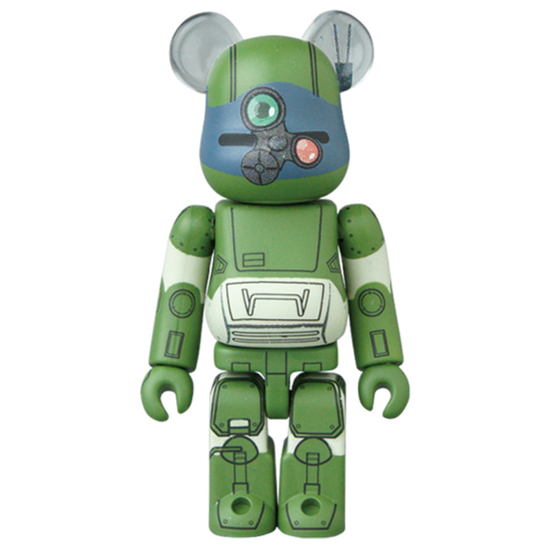 Be@rbrick 35 : SF (Armored Trooper VOTOMS) *OPEN BOX*