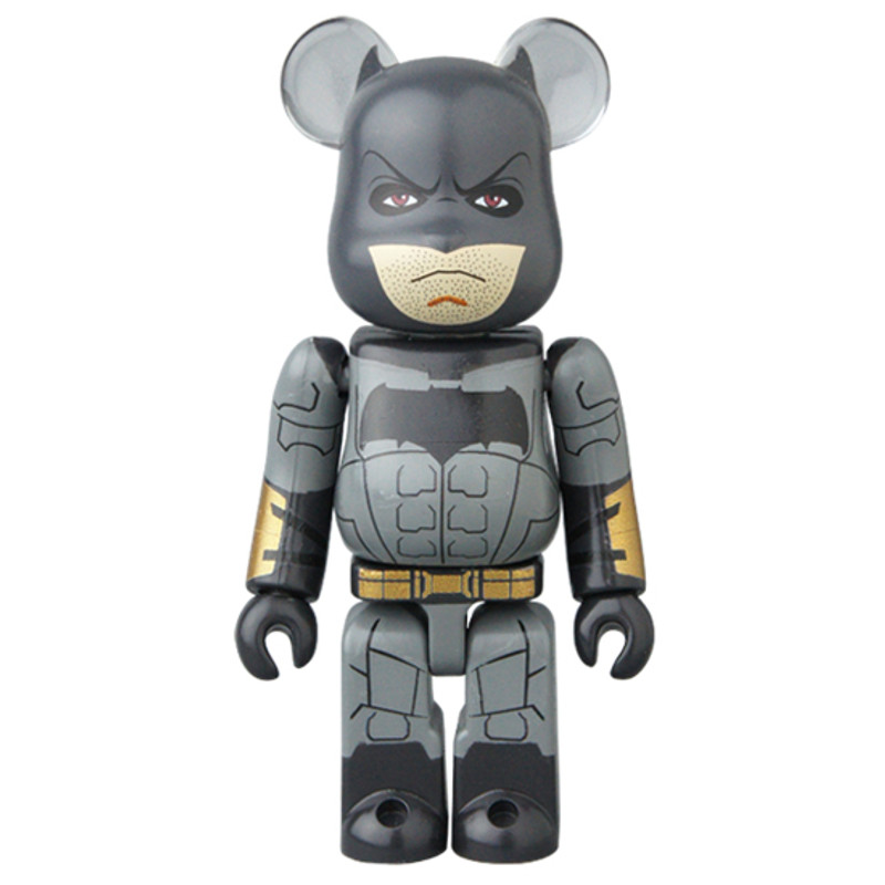 Be@rbrick 35 : Hero (Justice League) *OPEN BOX*