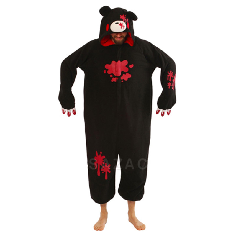 Kigurumi : Gloomy Bear Black