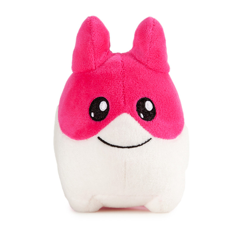 4.5 inch Litton Plush : Pink