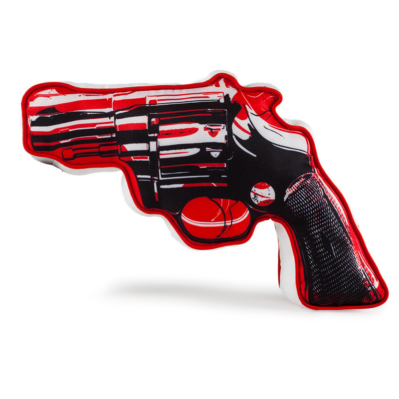 Andy Warhol Medium Plush : Revolver