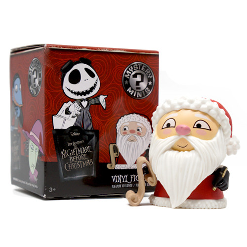 The Nightmare Before Christmas Mystery Mini Series 2 : Blind Box ...